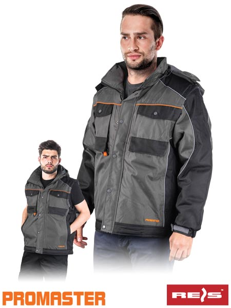 PRO-FEDDER SBP L - PROTECTIVE INSULATED JACKET