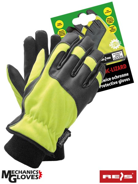 RMC-LIZARD YB - PROTECTIVE GLOVES