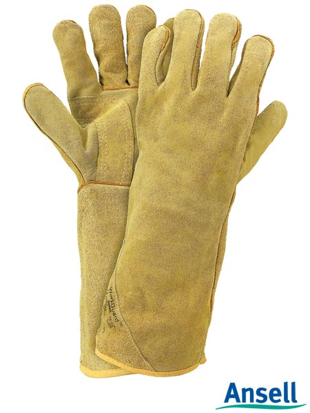 RAWORKG43-216 Y 10 - PROTECTIVE GLOVES