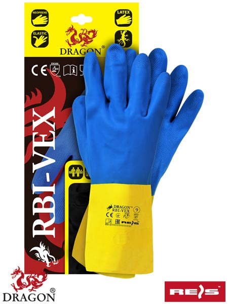 RBI-VEX YN 10 - PROTECTIVE GLOVES