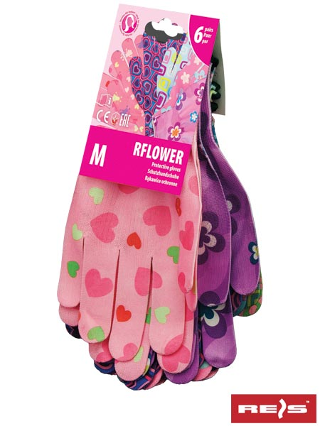 RFLOWER - PROTECTIVE GLOVES