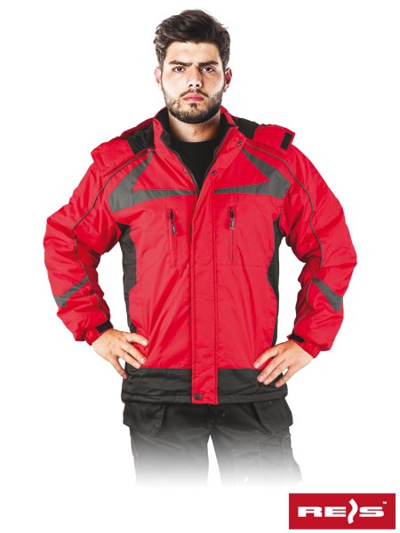 ZEALAND CB XXXL - PROTECTIVE INSULATED JACKET