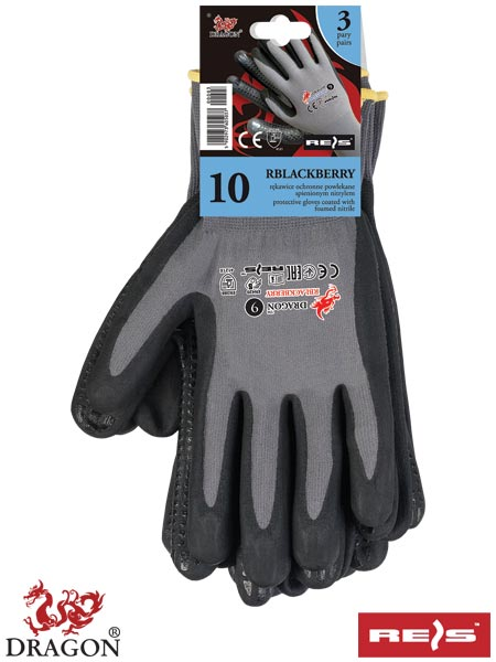 RBLACKBERRY-S - PROTECTIVE GLOVES