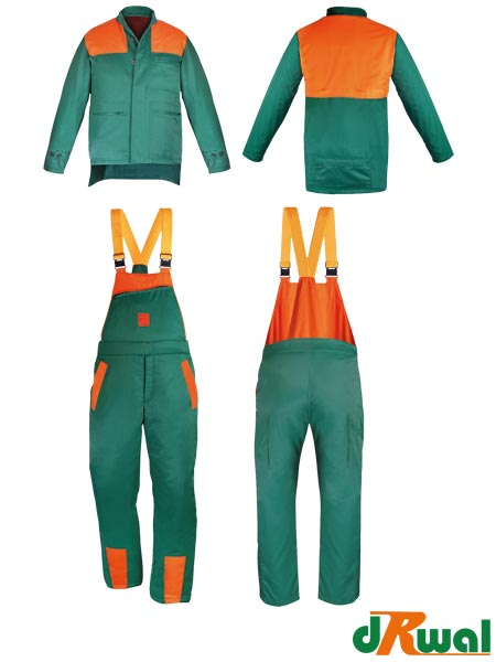 DR-PIL-U ZP M - PROTECTIVE CLOTHES