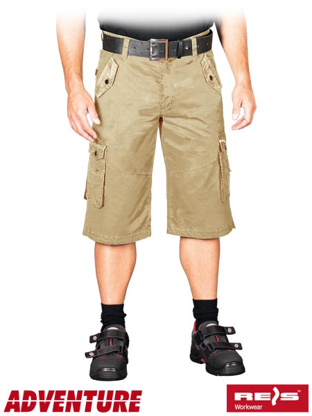 SKV-SARI BE S - PROTECTIVE SHORT TROUSERS