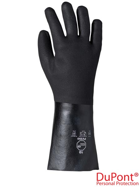 TYCH-GLO-PV350 B 10 - PROTECTIVE GLOVES