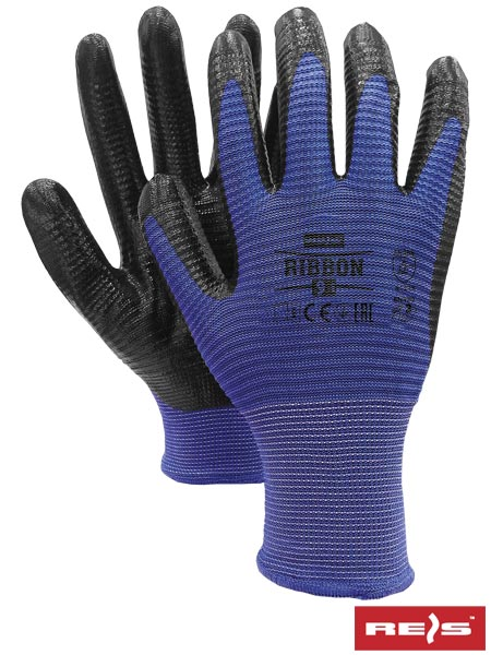 RIBBON NB - PROTECTIVE GLOVES